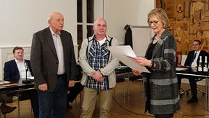 Umweltpreis-2018 für Thomas Hans
